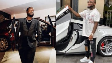 Just Like Meek Mill, Davido Would Sell His Expensive Cars To Help Those Affected By Coronavirus 2