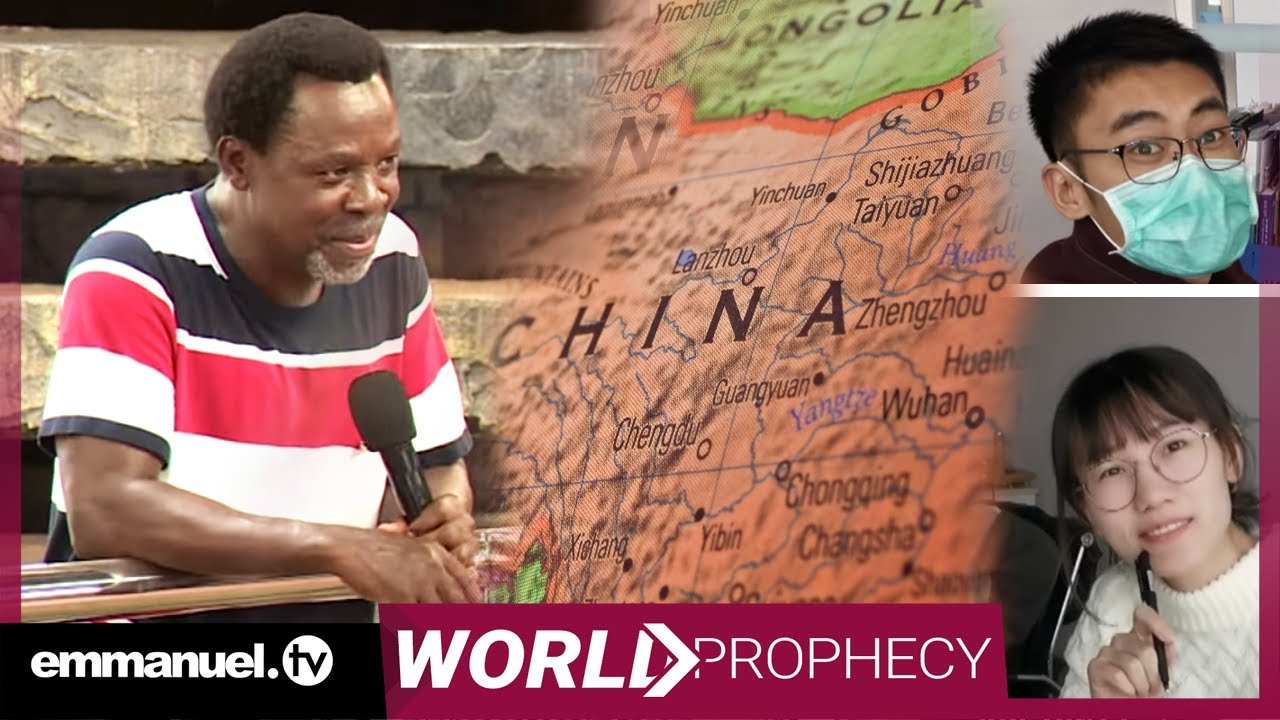 Chinese Citizens And Residents React To T.B Joshua's Prophecy, Confirms End Of Coronavirus [Video] 1