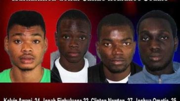 Four Nigerian Students Declared Wanted In Canada For $2 Million Online Romance Scam 6