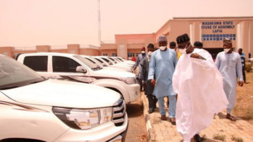 Nasarawa Buys N500m Cars For Lawmakers Despite Having No Single Ventilator In The State 2
