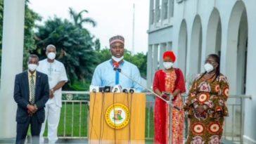 Coronavirus: Governor Seyi Makinde Makes Wearing Of Face Masks Compulsory In Oyo State 12