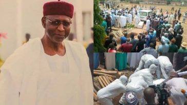 We Couldn't Invite Soldiers To Flog 'Uninvited' Crowd At Abba Kyari's Burial – Presidency 5
