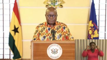 COVID-19: Ghana Ends 21-Days Lockdown, Public Gatherings Still Banned 6