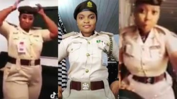 Nigerian Immigration Service To Sack 3 Female Officers Who Participated In 'Bop Daddy Challenge' [Video] 4