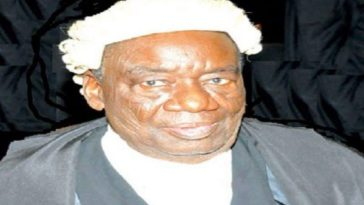 BREAKING: Former Attorney-General, Richard Akinjide Dies At Age Of 90 In Ibadan Hospital 1
