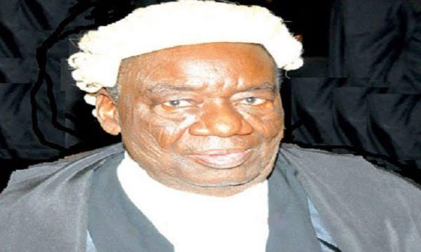 BREAKING: Former Attorney-General, Richard Akinjide Dies At Age Of 90 In Ibadan Hospital 1