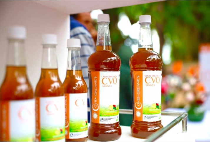 Madagascar President, Andry Rajoelina Launches Herbal Drink To Cure And Prevent Coronavirus 1