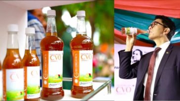 Madagascar President, Andry Rajoelina Launches Herbal Drink To Cure And Prevent Coronavirus 5