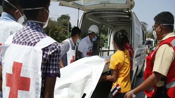 COVID-19: WHO Driver Shot Dead While Collecting Coronavirus Samples 1