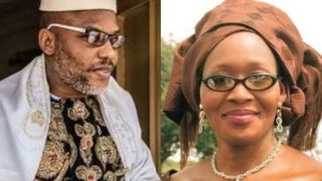 Kemi Olunloyo Claims 'Nnamdi Kanu Is Dead', Dares IPOB To Show Him In Live Video 11