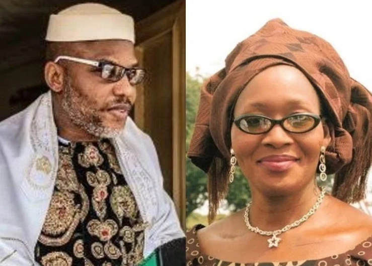 Kemi Olunloyo Claims 'Nnamdi Kanu Is Dead', Dares IPOB To Show Him In Live Video 1