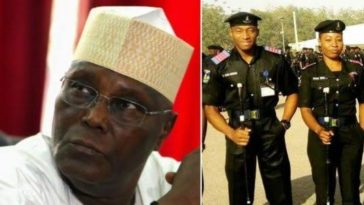 Two Policemen Shot Dead While Inspecting Atiku's Factory In Adamawa 4