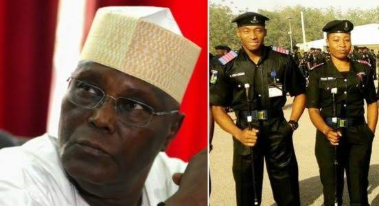 Two Policemen Shot Dead While Inspecting Atiku's Factory In Adamawa 1