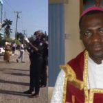COVID-19: Police Arrest Bishop For Defying Lockdown To Protest At Chinese Embassy In Lagos [Video] 28