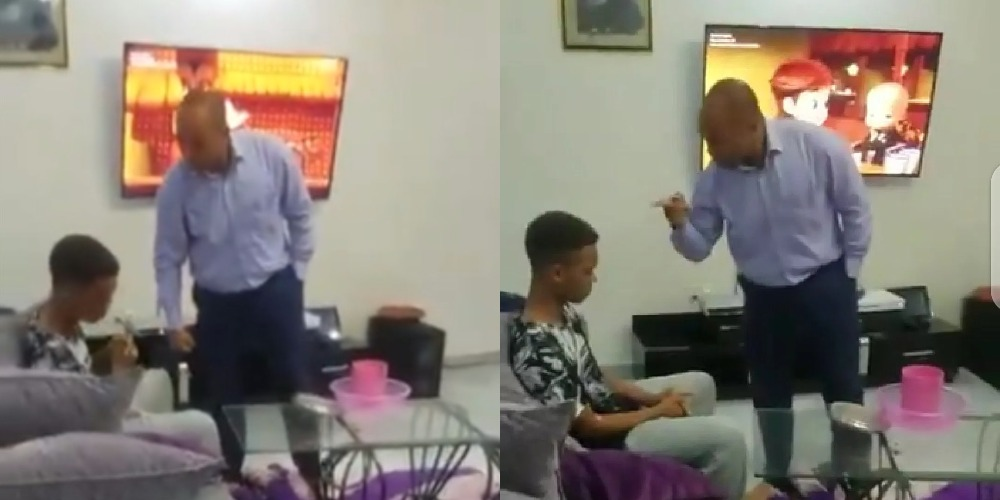 Nigerians Reacts As Father Scolds Son Over Poor Grades After Paying $21K School Fees [Video] 1