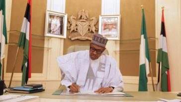 Breaking: President Buhari extends lockdown for another one week 2