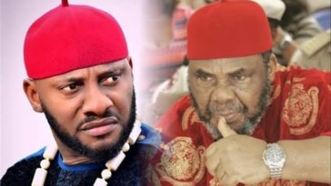 Yul Edochie Recounts How His Father Beat Him Mercilessly Over Plans To Drop Out Of School In JS2 3