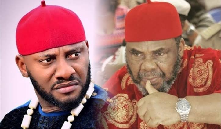 Yul Edochie Recounts How His Father Beat Him Mercilessly Over Plans To Drop Out Of School In JS2 1