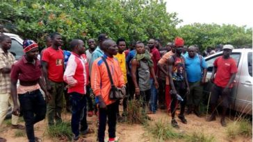 COVID-19: Over 150 Travelers Arrested In Enugu For Defying Lockdown Due To Hunger [Photos] 1