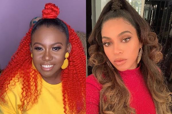Niniola Receives Grammy Certificate For Working On Beyonce's 'The Gift' Album [Photo] 1