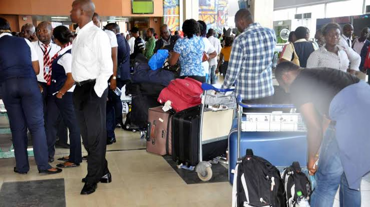 Coronavirus: 230 Nigerians Left Stranded In Dubai After Paying N242K Each For Evacuation 1