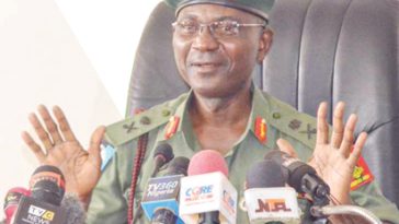 We Bombed Boko Haram And ISWAP Leaders During Their Meeting In Borno - Nigerian Army 2