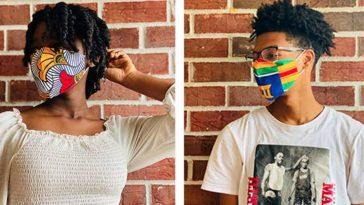 Face Masks Made Of Ankara Clothes Can't Prevent Coronavirus - NAFDAC Warns Nigerians [Video] 5