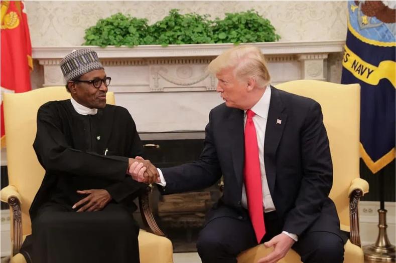 Trump Calls Buhari On Phone, Discusses About Coronavirus In Nigeria And United States 1
