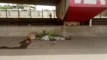Residents Scamper In Fear Over Lifeless Body Of Man Found On Busy Road In Kano 5