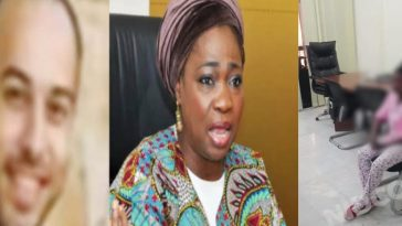 FG Rescues Nigerian Lady Who Was Advertised For Sale On Facebook By Lebanese Man [Video] 8