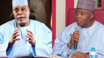 Buhari's Aide Reacts As Court Orders Atiku And Saraki To Pay Trader N5 Million In Damages 2