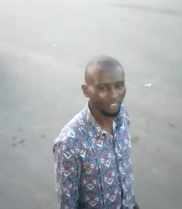 Ekiti Man refuses son who returned from Lagos entry into his house - Photos & Video 2