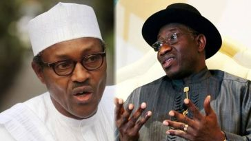 """My Wife And I Have No Foreign Bank Account Or Properties Abroad"" - Jonathan Replies Buhari 5"