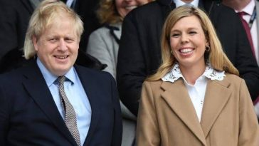 UK Prime Minister, Boris Johnson Welcomes Baby Boy With His Fiancee, Carrie Symonds 1