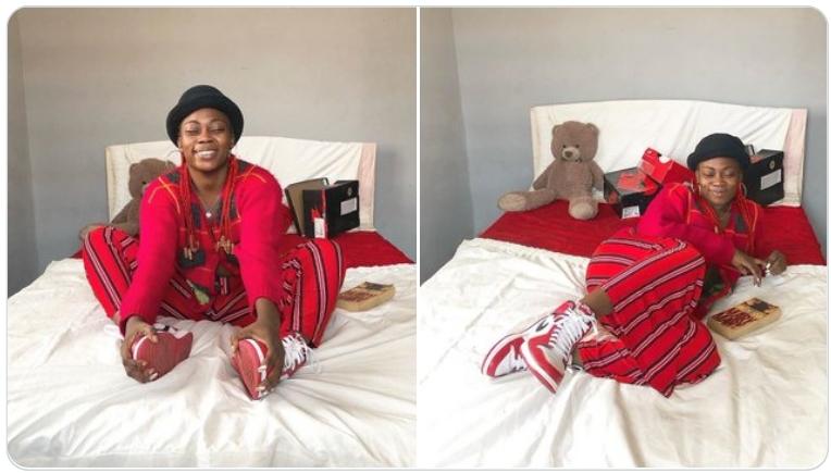 Nigerian Female Dance, Kodak Electrocuted To Death While Charging Her Phone In The Studio 1