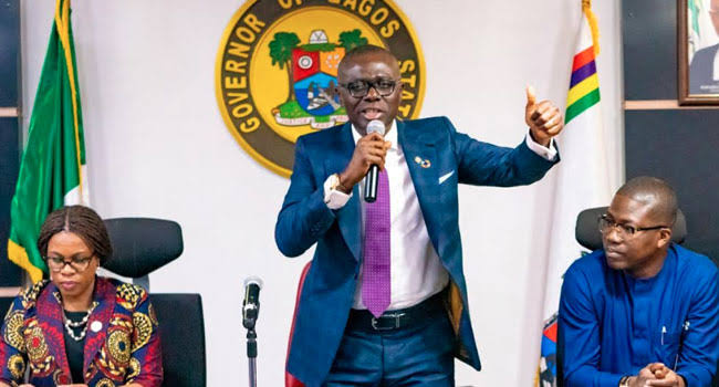 COVID-19: Lagos Markets And Businesses To Open 9am-3pm From Next Week - Governor Sanwo-Olu 1