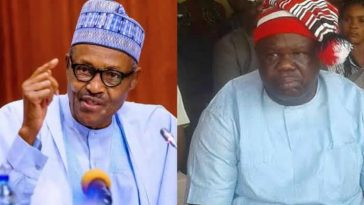President Buhari Writes Senate, Requests Replacement Of Deceased Lawmaker Whom He Appointed 1
