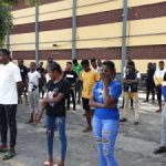 Police Arrest 65 Young People Who Threw A Birthday Party Amid COVID-19 Lockdown In Lagos 28