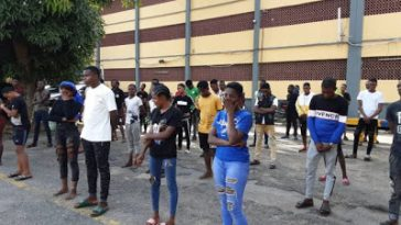 Police Arrest 65 Young People Who Threw A Birthday Party Amid COVID-19 Lockdown In Lagos 4