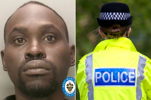 Nigerian Man Dragged To Court For Spitting Blood Into Policewoman's Eye In United Kingdom 1