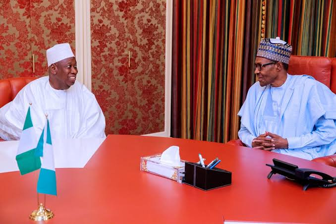 COVID-19: Governor Ganduje Asks Buhari To Relax Lockdown In Kano Over Ramadan 1