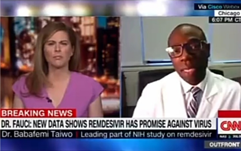 Nigerian Doctor In U.S Leads Major Study On Antiviral Covid-19 Drug That Has Shown Promise [Video] 1