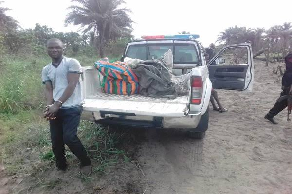 Police Arrest Kidnappers Who Killed, Buried Three UNIPORT Students Despite Paying Ransom 1