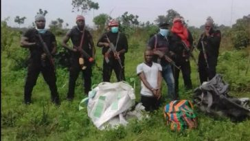 Police Arrest Kidnappers Who Killed, Buried Three UNIPORT Students Despite Paying Ransom 4