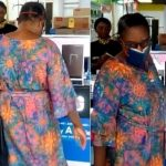Woman Goes Viral After She Was Caught On Camera Using Bible As Facemask While Shopping [Video] 29