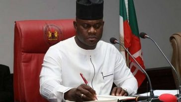 Coronavirus: Kogi Governor, Yahaya Bello Orders Civil Servants To Resume Work On Monday 9