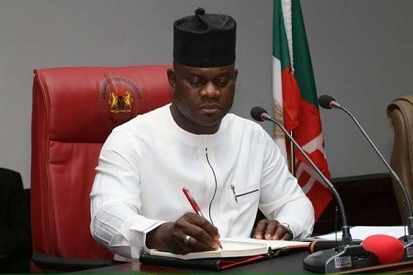 Coronavirus: Kogi Governor, Yahaya Bello Orders Civil Servants To Resume Work On Monday 1