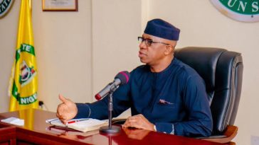 Ogun Governor, Dapo Abiodun Extends COVID-19 Lockdown By One Week 11