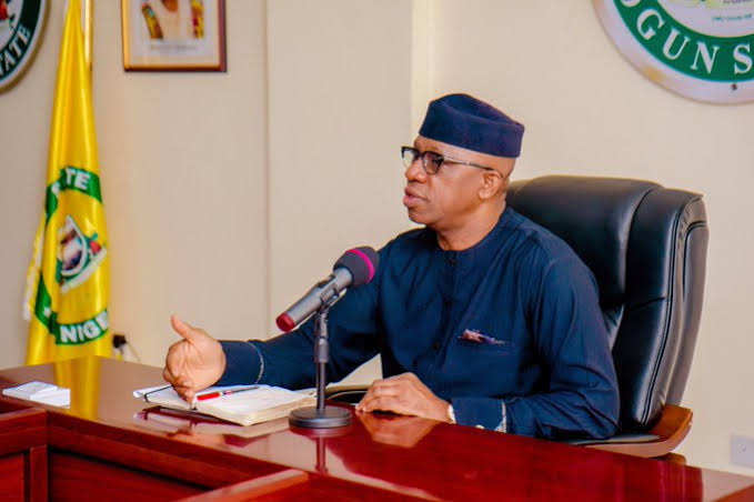 Ogun Governor, Dapo Abiodun Extends COVID-19 Lockdown By One Week 1