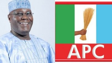 APC Reacts To Atiku's Revelation, Says He's Part Of Obasanjo's Short-Sighted Government 4